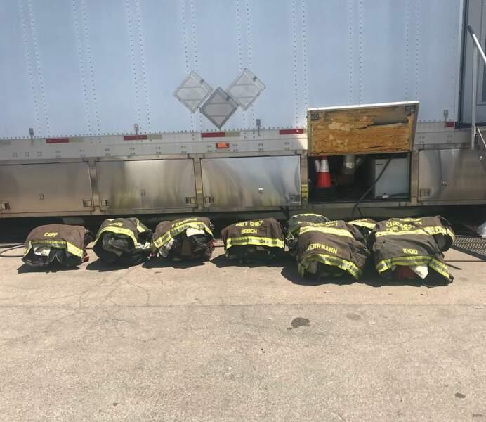 Les pompiers de Chicago Fire sont prêts à reprendre du service