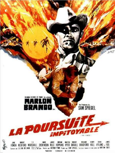 La Poursuite Impitoyable (1966)