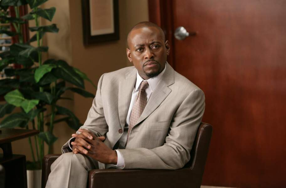 Omar Epps - The Returned (ABC)