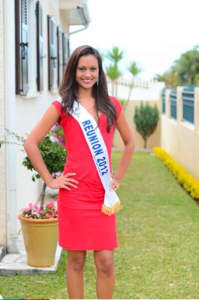 Miss Réunion (Stéphanie Robert)