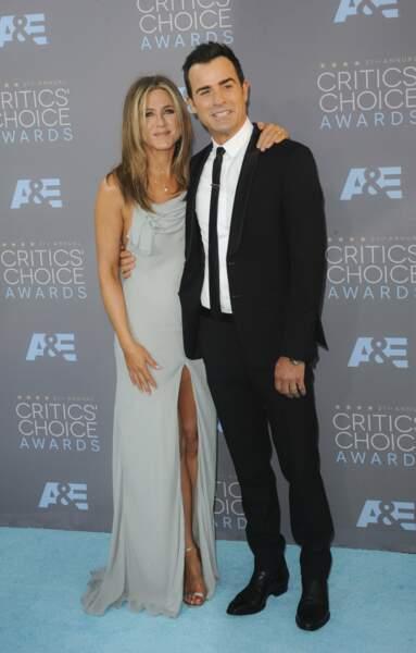 C'est qu'elle en a de la chance : son mari et sexy et talentueux (il excelle dans la série The Leftovers) !