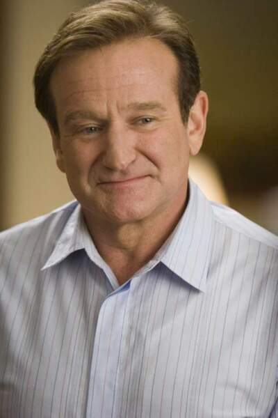 Robin Williams - Crazy Ones (CBS)