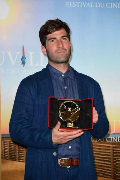 Sam Fleischner, lauréat du Prix du jury