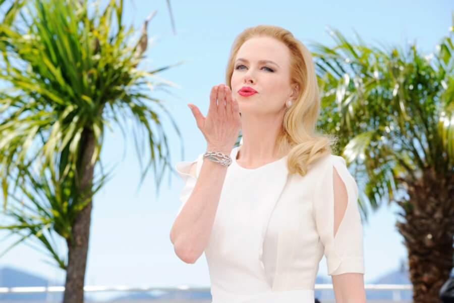Nicole Kidman, pleine de grâce