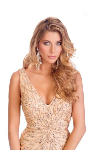 Camille Cerf, Miss France 2014