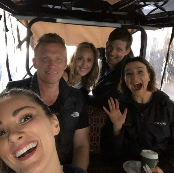 Amis à l'écran, amis à la ville… Les acteurs de Grey's Anatomy ont tous un grain de folie quand ils sont ensemble