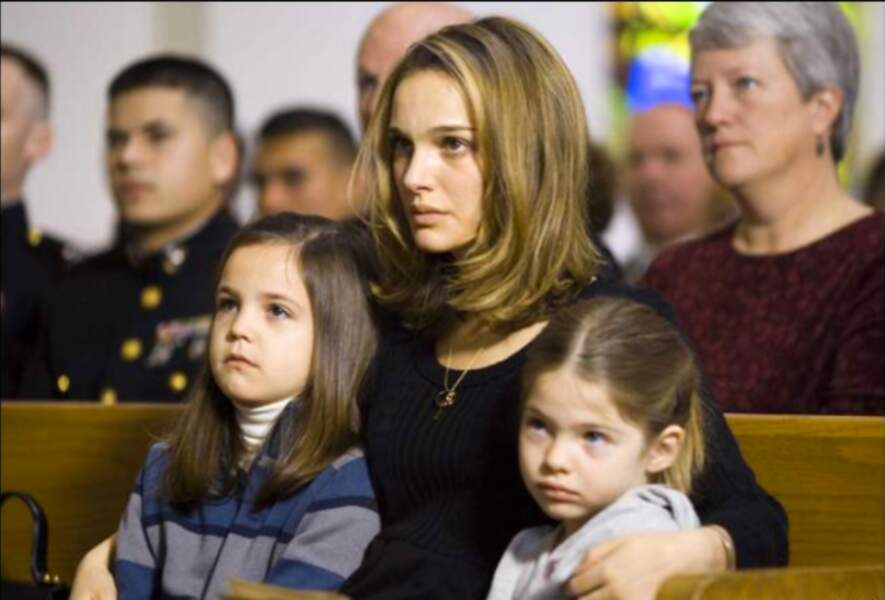 """Natalie Portman s'est jouer tous les rôles. La voilà maman dans """"Brothers"""" de Jim Sheridan (2009)"""
