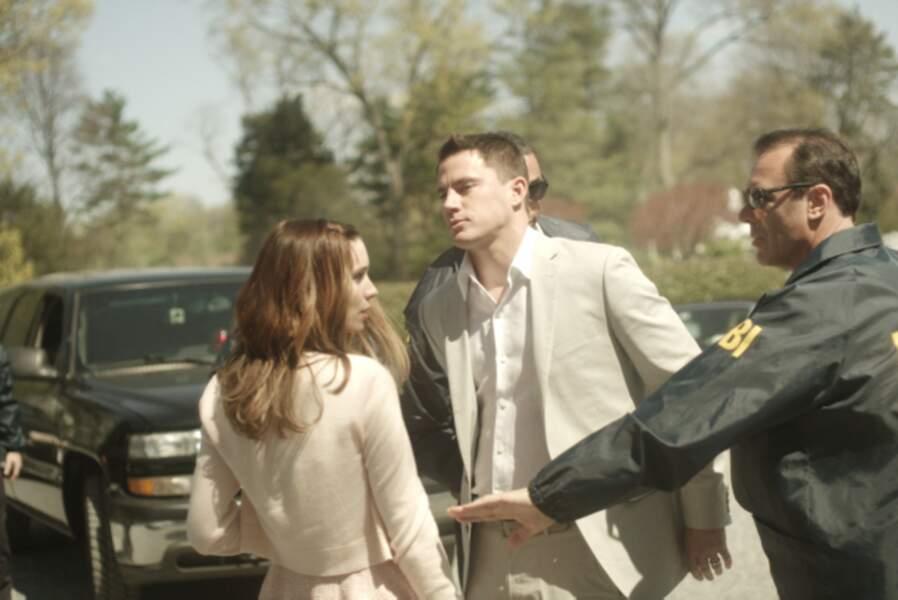 Il est dirigé une troisième fois par Steven Soderbergh dans le thriller Effets secondaires (2013) avec Rooney Mara.