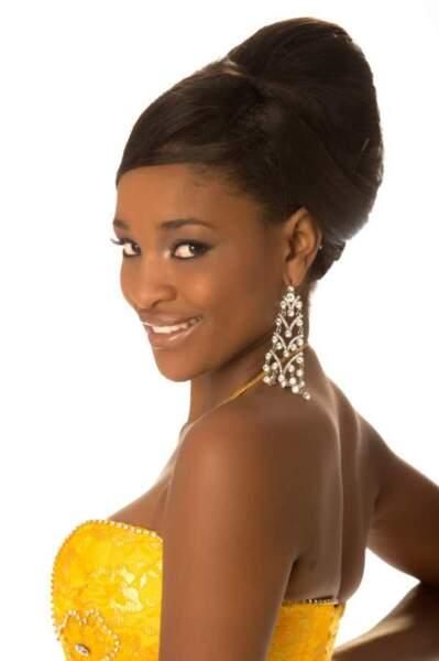 Miss Namibie (Tsakana Nkandih)