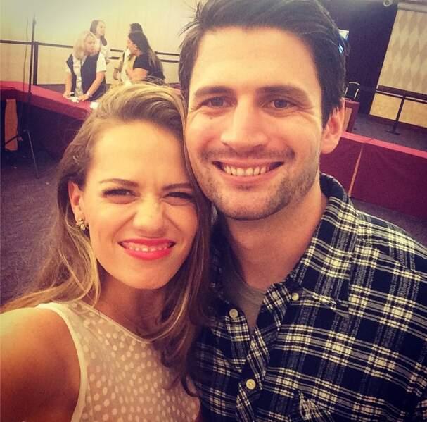Mr et Mrs Scott !