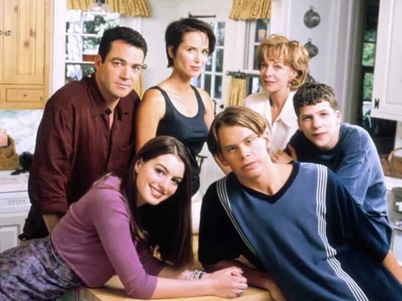 Meghan, ado rebelle de La Famille Green (1999-2000)
