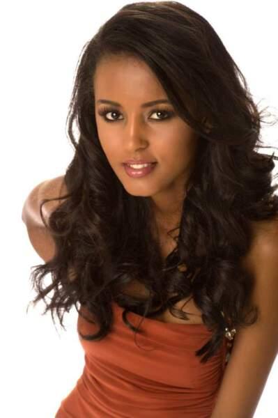 Miss Ethiopie (Helen Getachew)