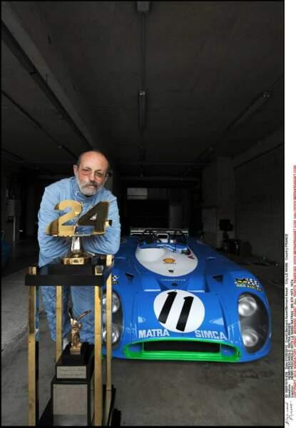 Henri Pescarolo détient le record de 33 participations pour 4 victoires