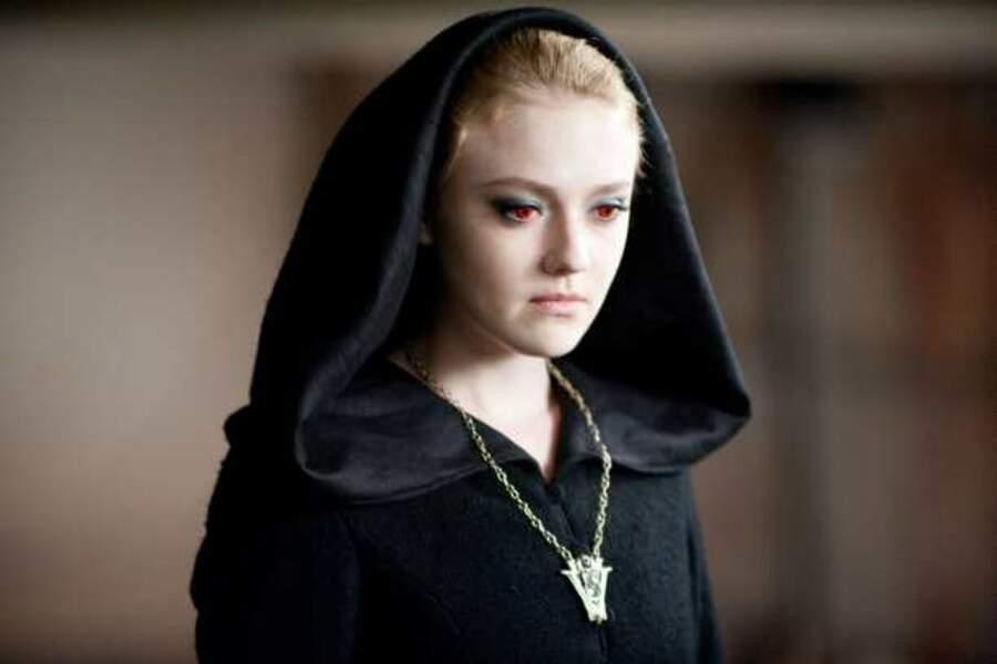Jane - Twilight chapitre 3 : Hésitation
