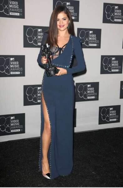 Selena Gomez a reçu le prix de la meilleure vidéo pop pour Come & Get It