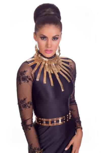 Patricia Murillo, Miss Salvador 2014