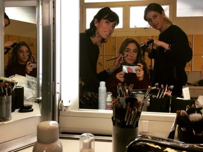 Joséphine Berry aura l'occasion de le découvrir puisqu'elle participe à la neuvième saison de la série de TF1