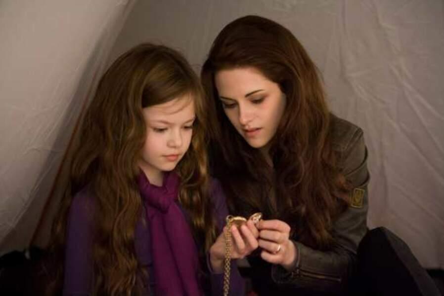 Renesmée et Bella - Twilight chapitre 5 : Révélation deuxième partie