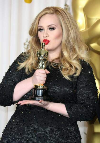 Adele, meilleure chanson pour Skyfall