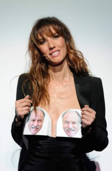 """Très en verve, Doria Tillier n'a pas hésité à dévoiler ses implants """"Mamère"""""""