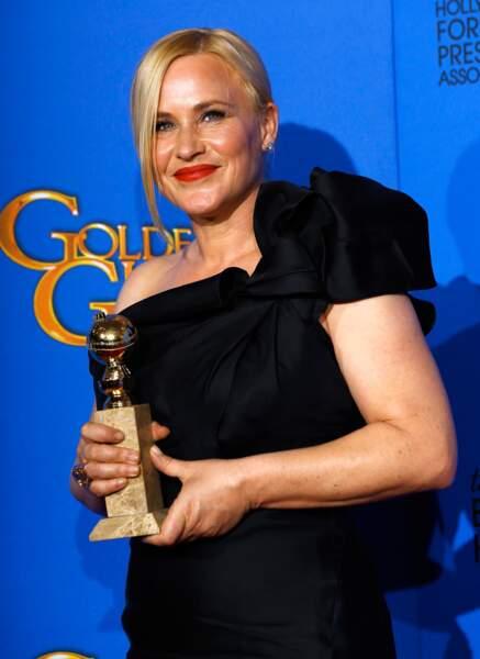 Patricia Arquette, meilleur second rôle féminin dans Boyhood