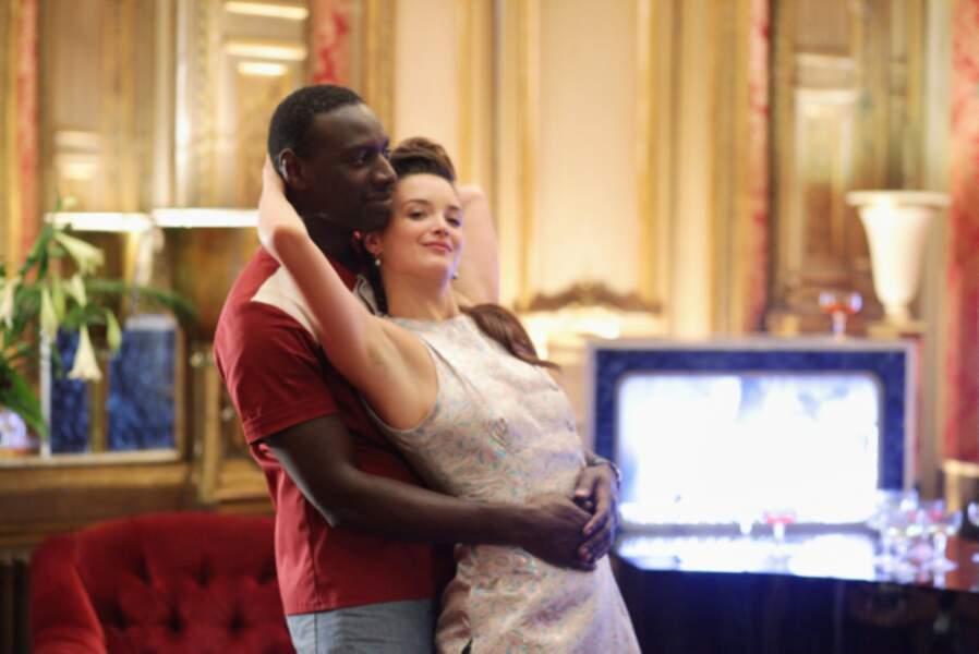 Charlotte Le Bon :.....dans L'écume des jours avec Omar Sy