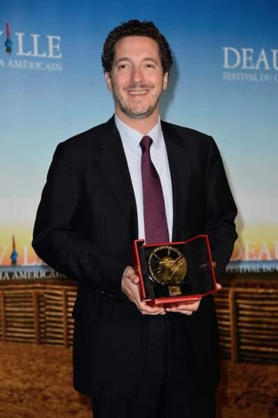 Guillaume Gallienne, vainqueur du prix Michel-d'Ornano