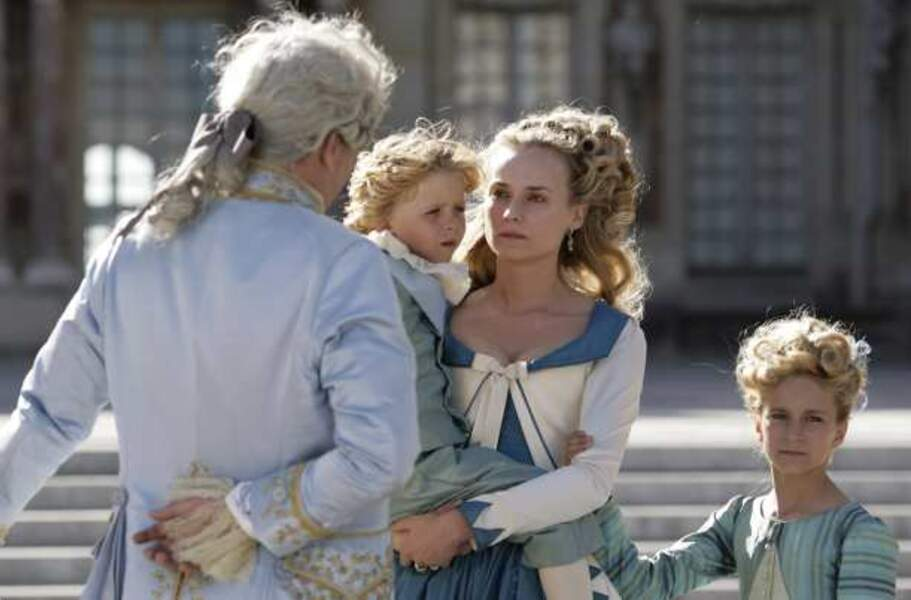 Les Adieux à la reine, de Benoît Jacquot (Meilleur film)