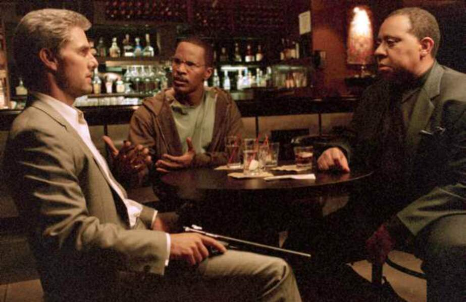 Collatéral, avec Jamie Foxx et Barry Shabaka Henley (2004)