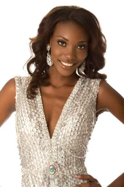 Miss Haiti (Christela Jacques)