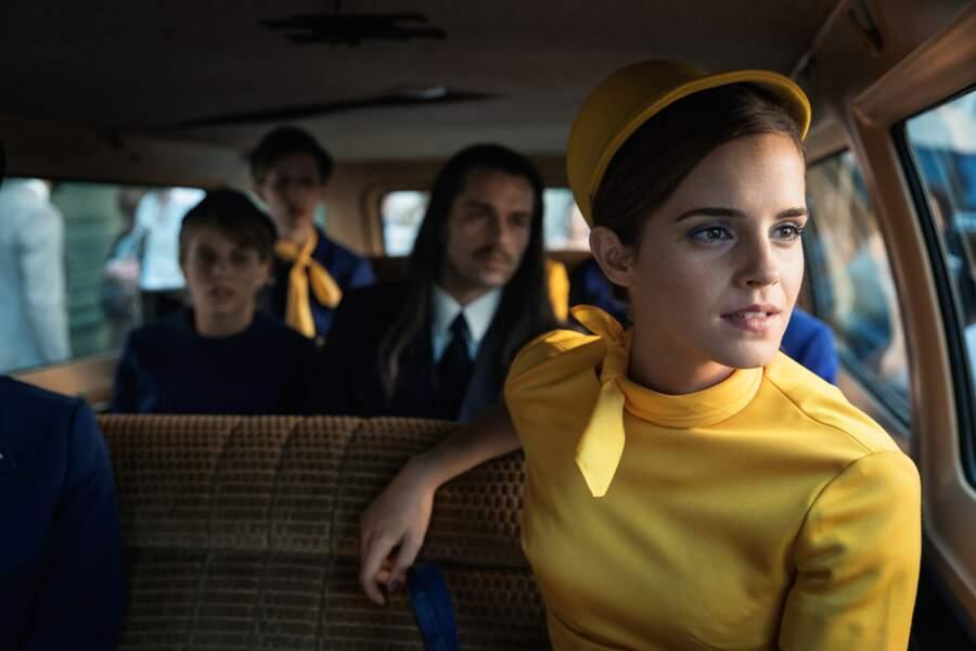 Dans ce film de Florian Gallenberger, elle incarne Lena, une hôtesse de l'air amoureuse...