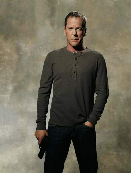 Kiefer Sutherland - The Black List (NBC)