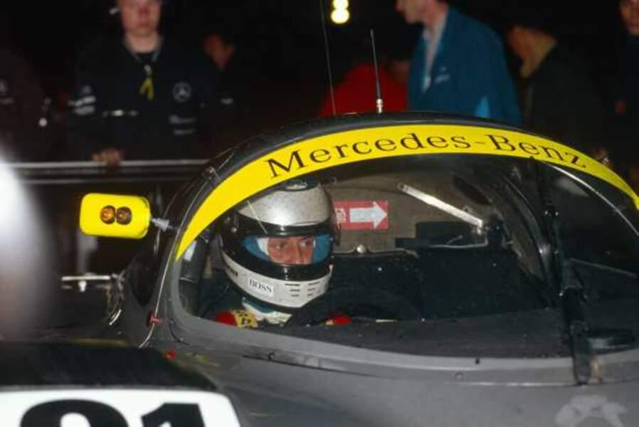 Michael Schumacher en 1991