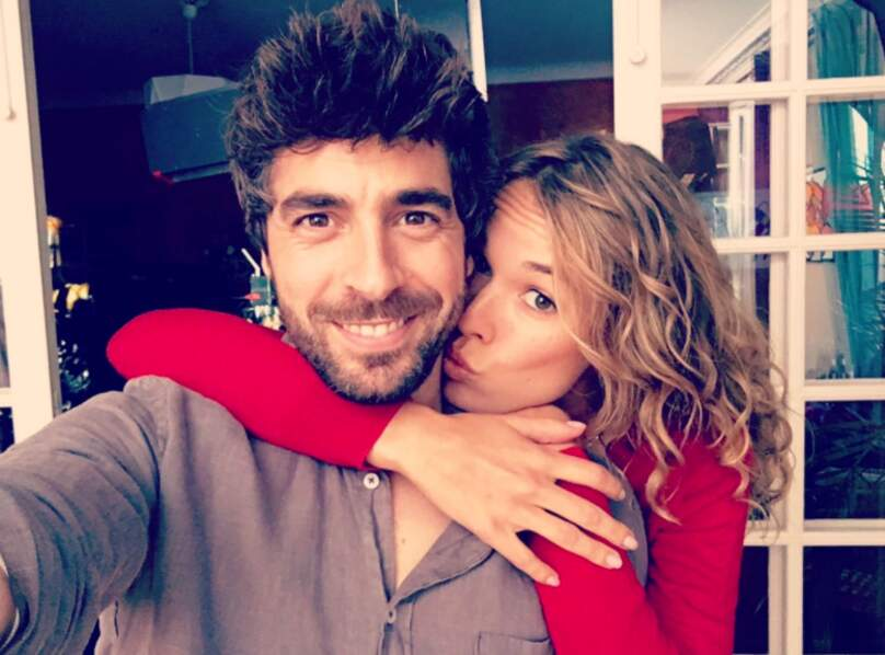 Une belle complicité entre Agustin Galiana et Élodie Fontan, sa partenaire dans Clem
