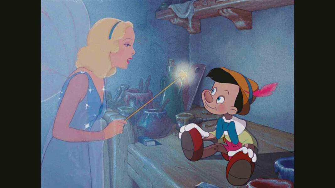 La Fée bleue dans Pinocchio (1940)