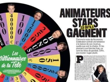 Combien gagnent les stars de la télé ? Les révélations de VSD