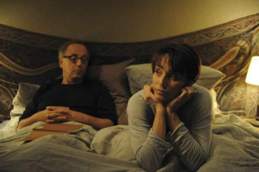 Kristin Scott Thomas dans Dans la maison (2012) : avec Fabrice Luchini