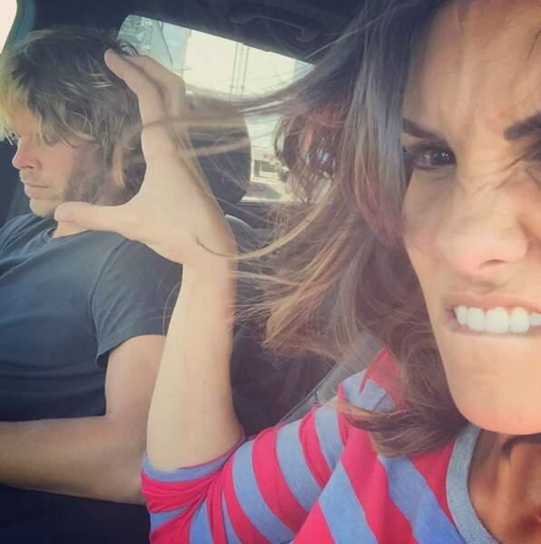 En voiture, ça swingue avec Daniela Ruah et Eric Christian Olsen (NCIS : Los Angeles)