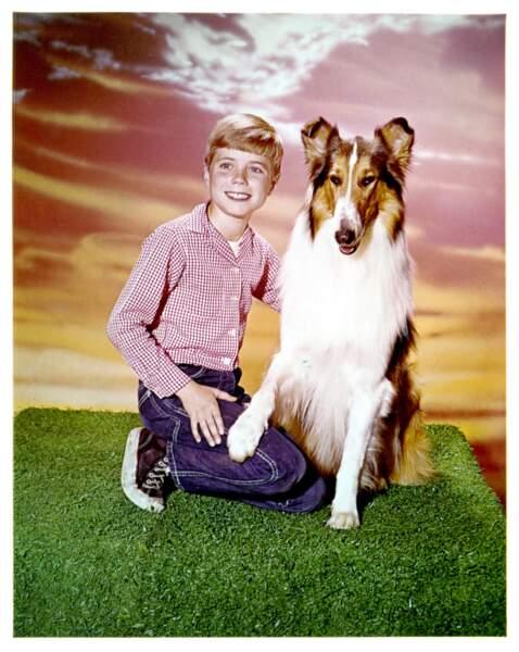 Lassie (20 saisons, 1954-1975)