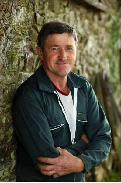 Philippe, 52 ans, éleveur de vaches allaitantes et producteur de cidre