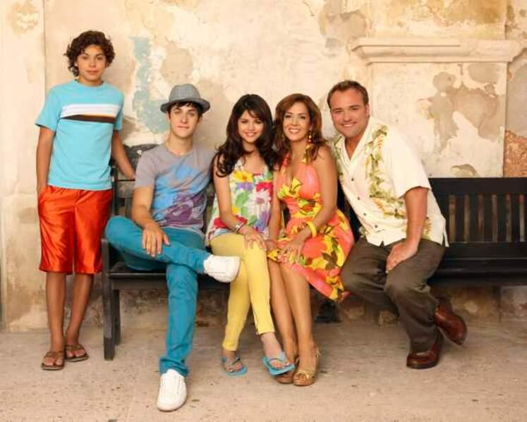 Selena Gomez reprend son rôle dans le film Les Sorciers de Waverly Place (2009)