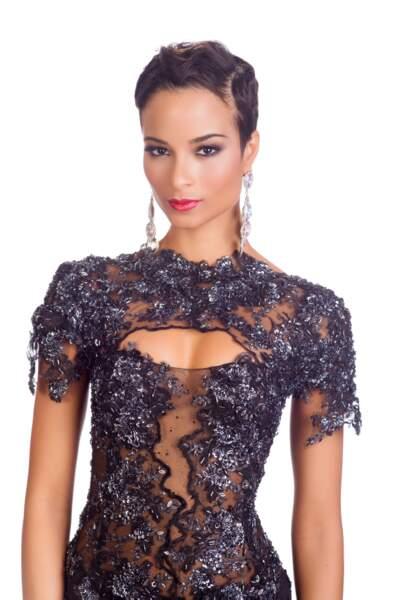Kaci Fennell, Miss Jamaïque 2014