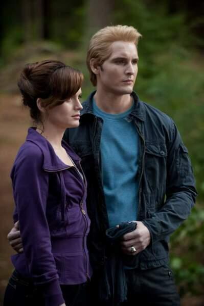 Carlisle et Esmée Cullen - Twilight chapitre 3 : Hésitation