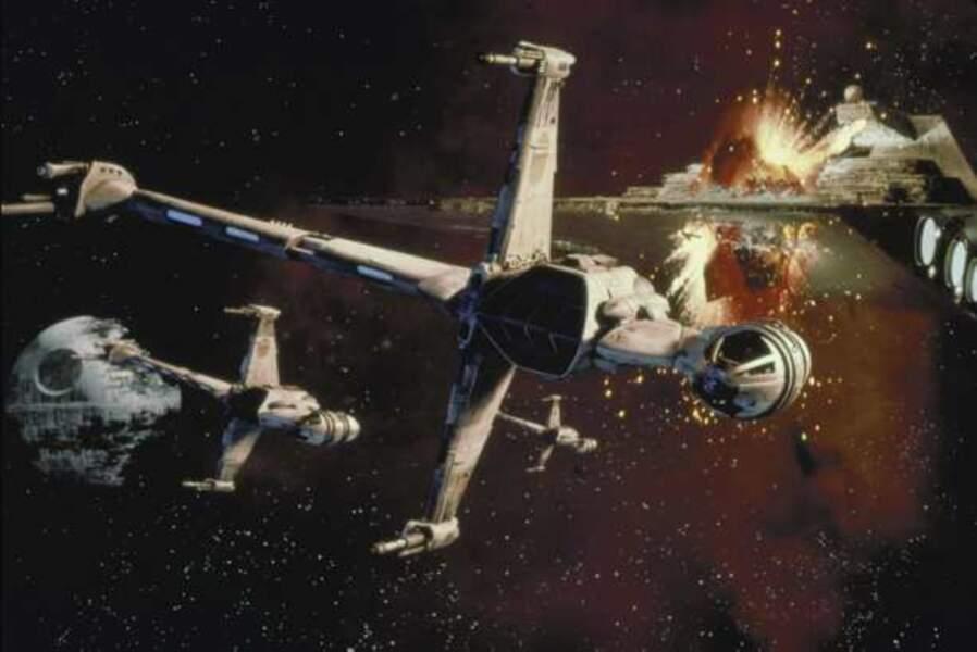 Star Wars, la guerre des étoiles