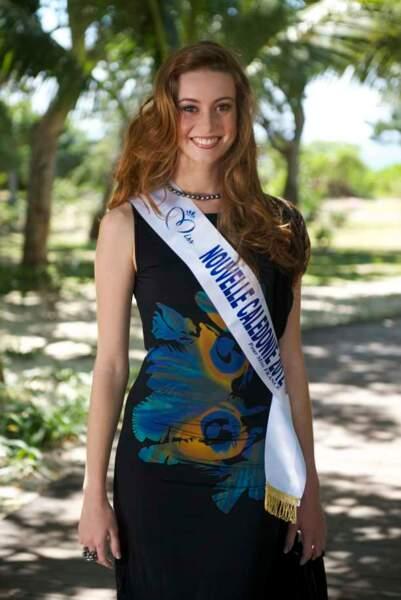 Miss Nouvelle-Calédonie (Sandra Berges)