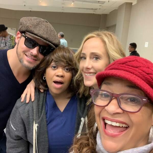 Les acteurs de Grey's Anatomy sont soudés