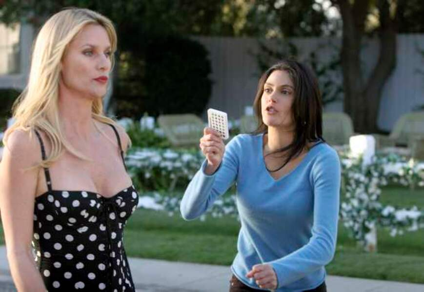 Desperate Housewives - Edie et Susan