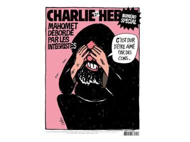 Les Unes emblématiques de Charlie Hebdo