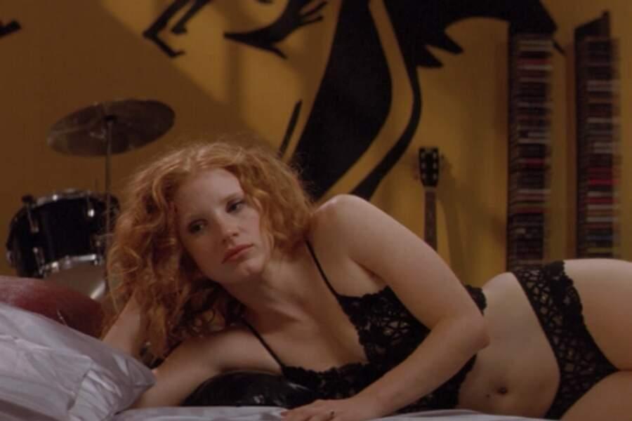 Sexy dans Jolene, son premier film, inspiré d'une chanson de Dolly Parton