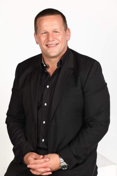Christian Califano, ancien joueur de rugby